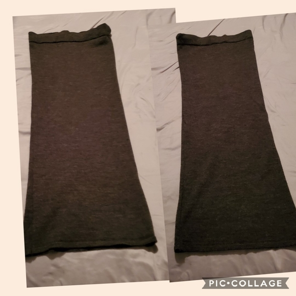 Dresses & Skirts - Skirt is long and is ladies size small